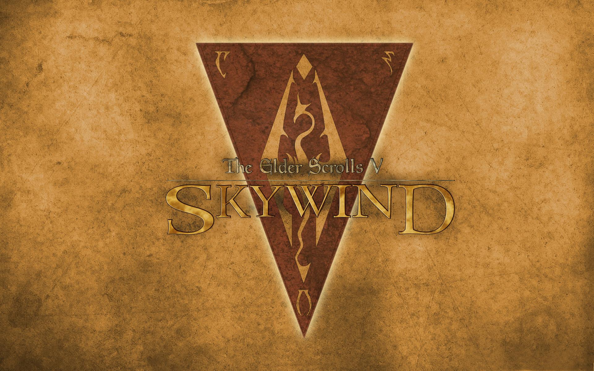 Skywind Mod Logo