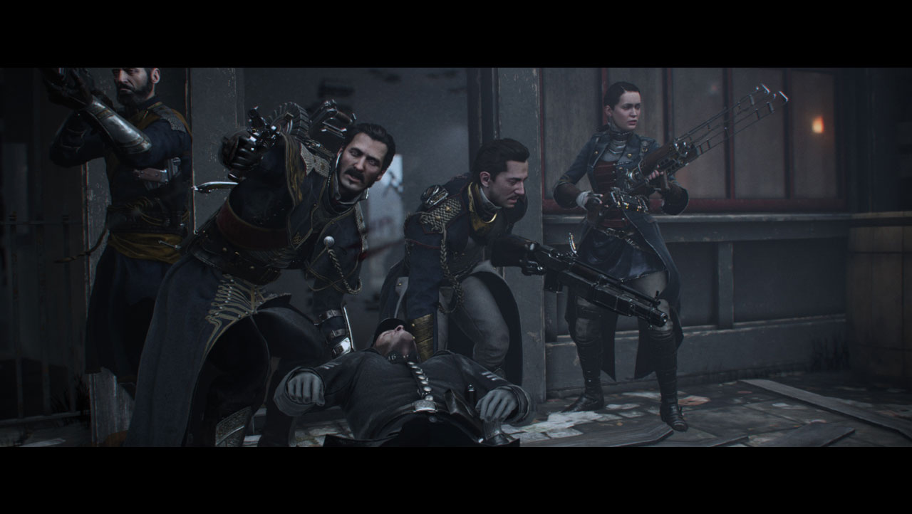 The Order 1886 Image 1
