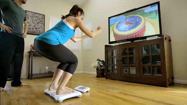 Hurry, the free month trial of Wii Fit U ends this Friday.