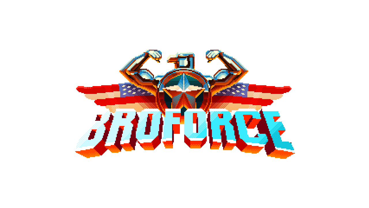 Broforce - Logo
