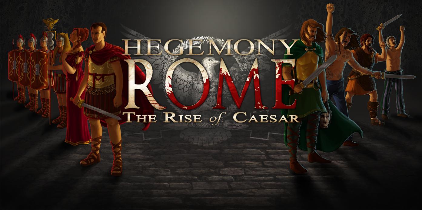 Hegemony Rome Logo