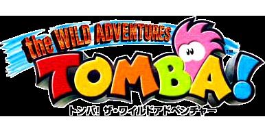 Tomba_2_-_Japanese_logo