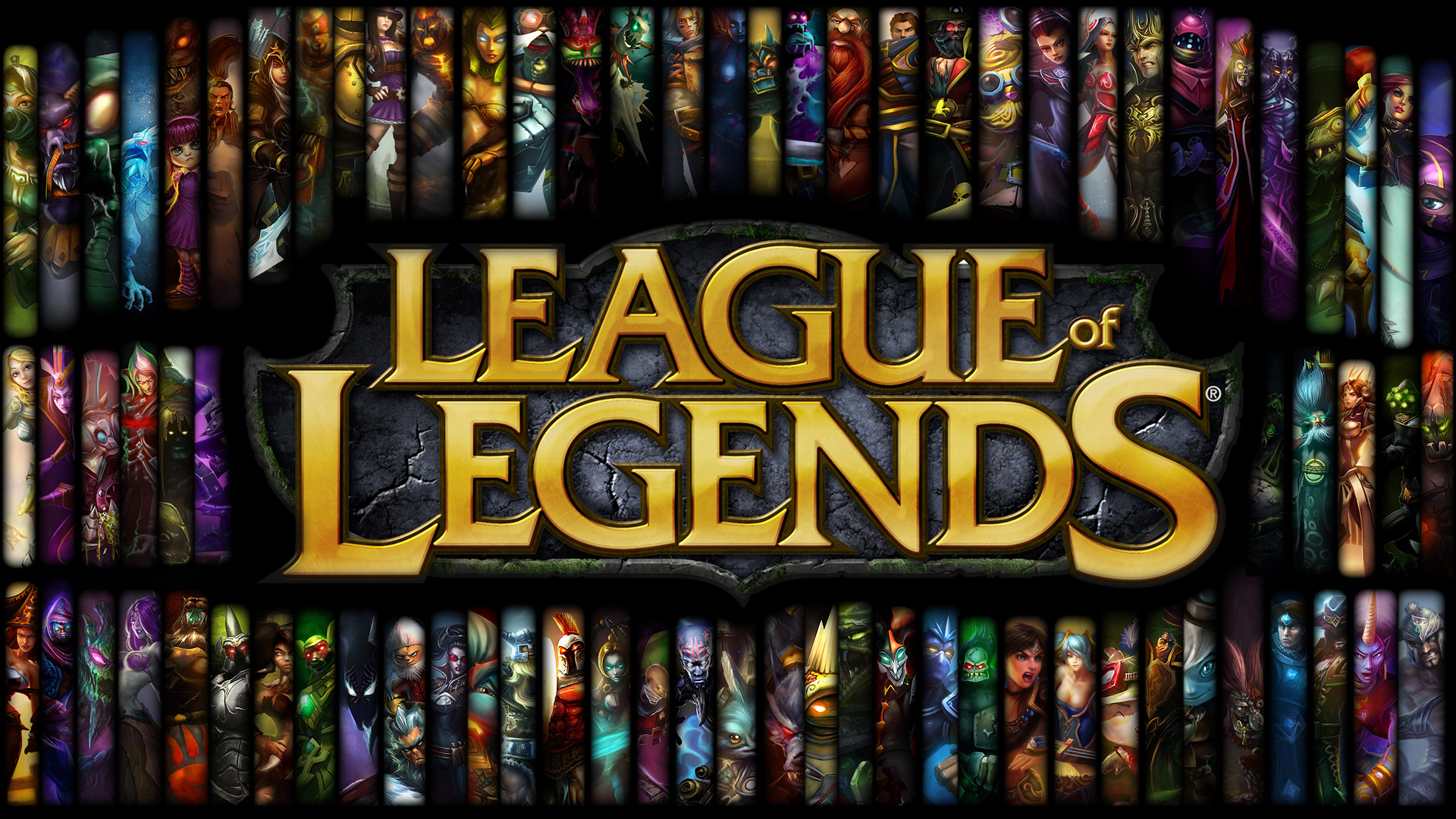 league of legends title