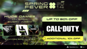 Call of Duty Spring Fever