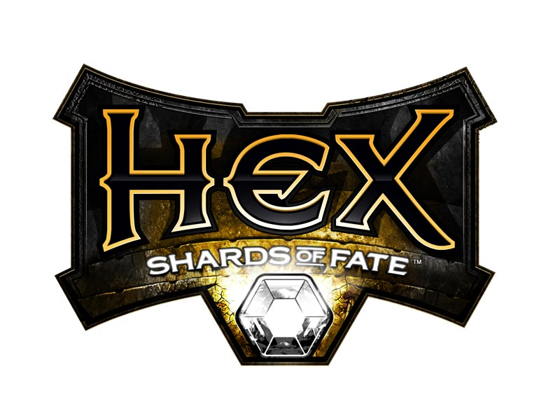 Hex Shards of Fate Logo