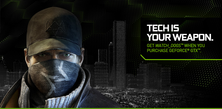 Watch Dogs PC Game Bundle