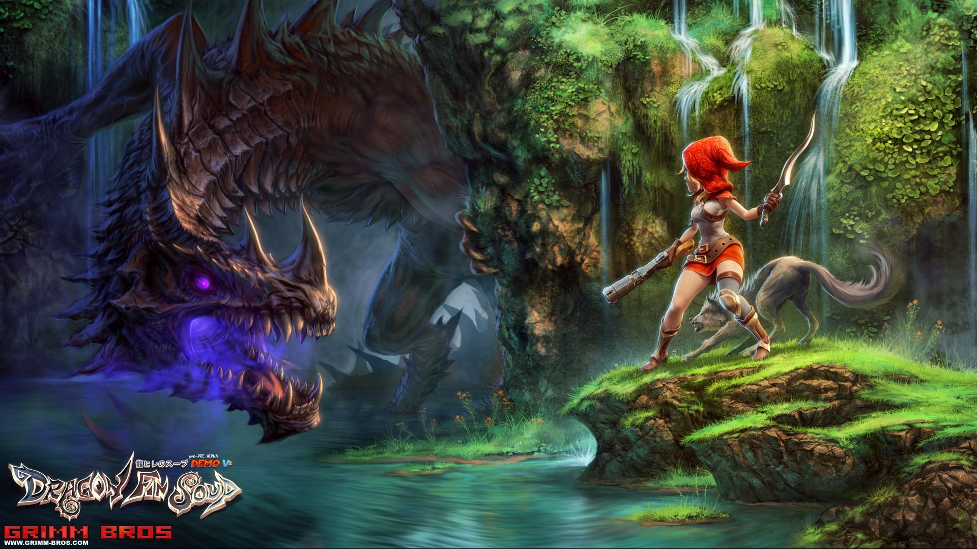 dragon fin