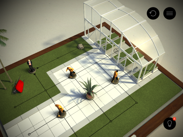 review hitman go ios that videogame blog. Black Bedroom Furniture Sets. Home Design Ideas