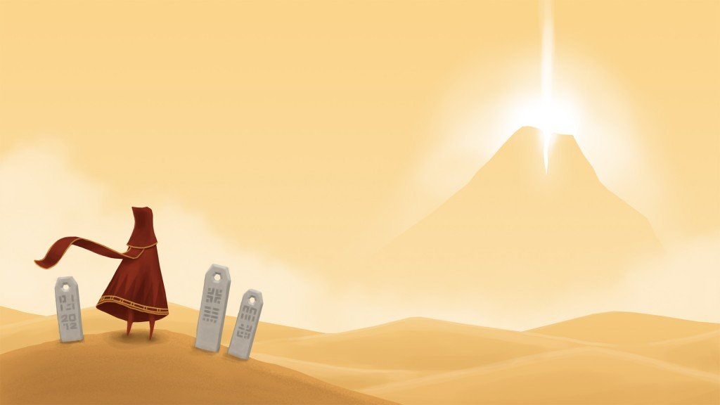 Journey video game music