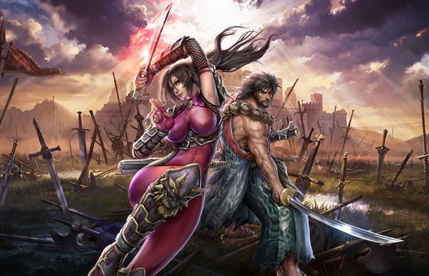 Soul Calibur: Lost Swords out today exclusively on PS3; Taki makes her triumphant return