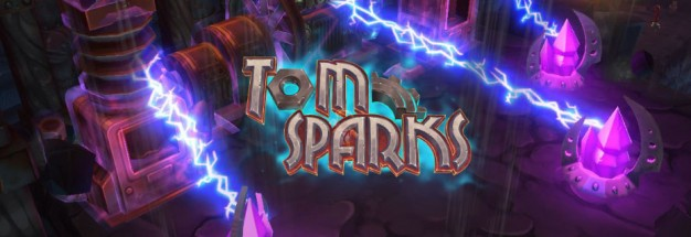Tom Sparks and the Quakes of Ruin on Kickstarter