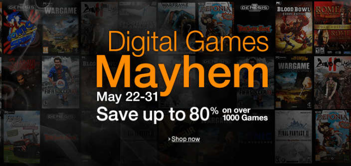 Digital Games Mayhem