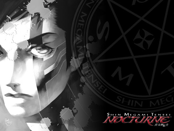 Shin Megami Tensei III Nocturne PS2 Classic