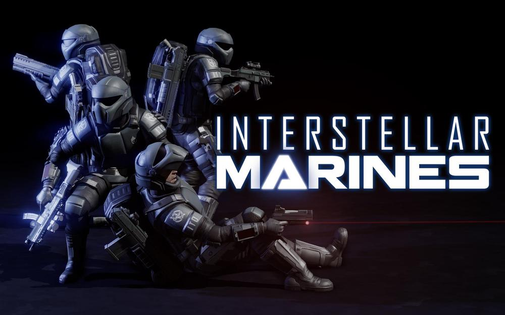 Interstellar Marines Logo