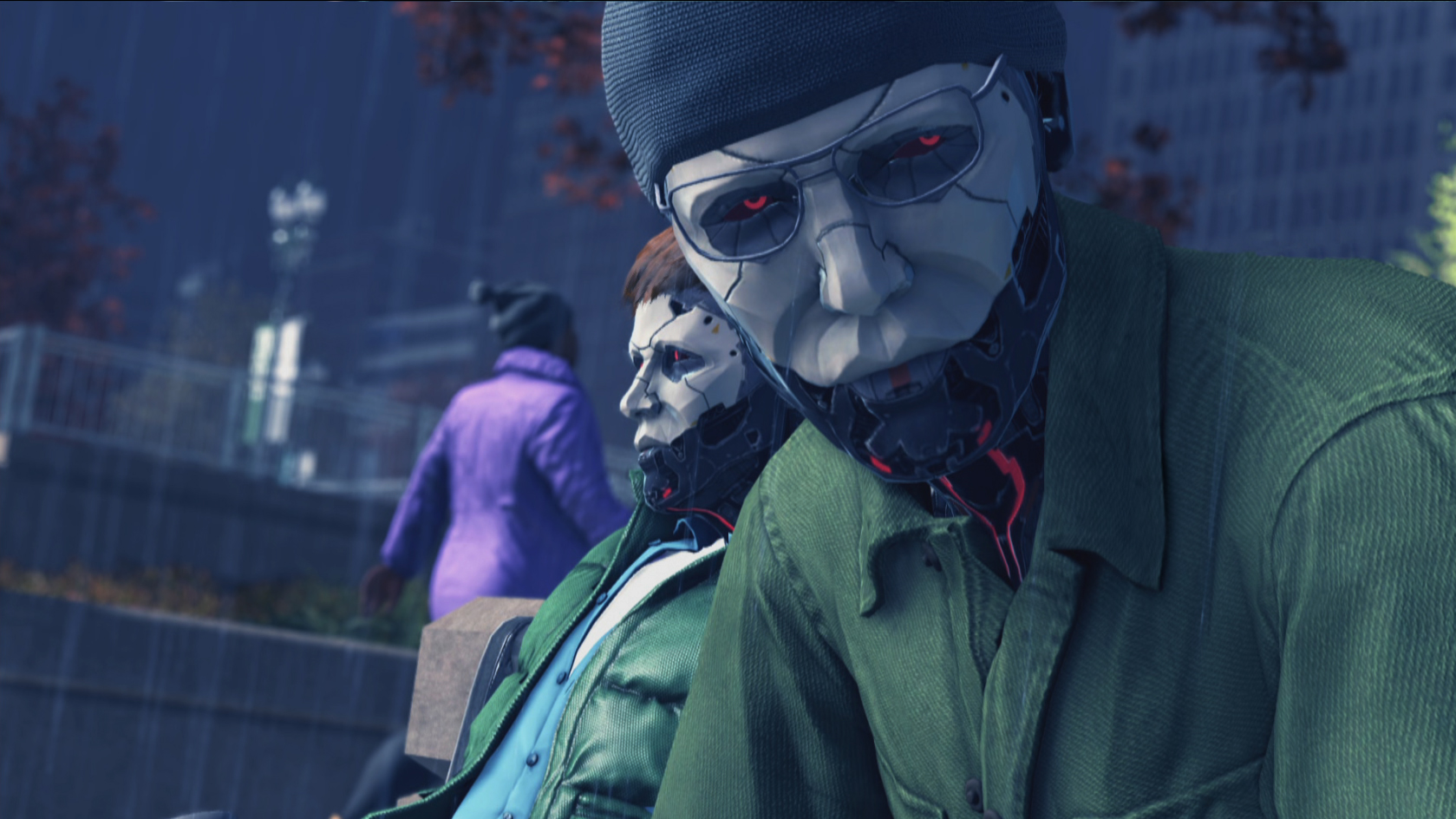 Watch Dogs CONSPIRACY 1