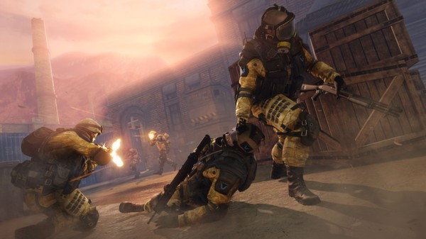 Warface now available for free through Steam