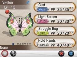 Fancy Pattern Vivillon released to Pokétrainers across the globe