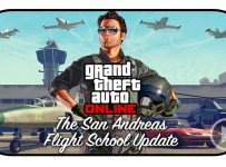 gta online flight school