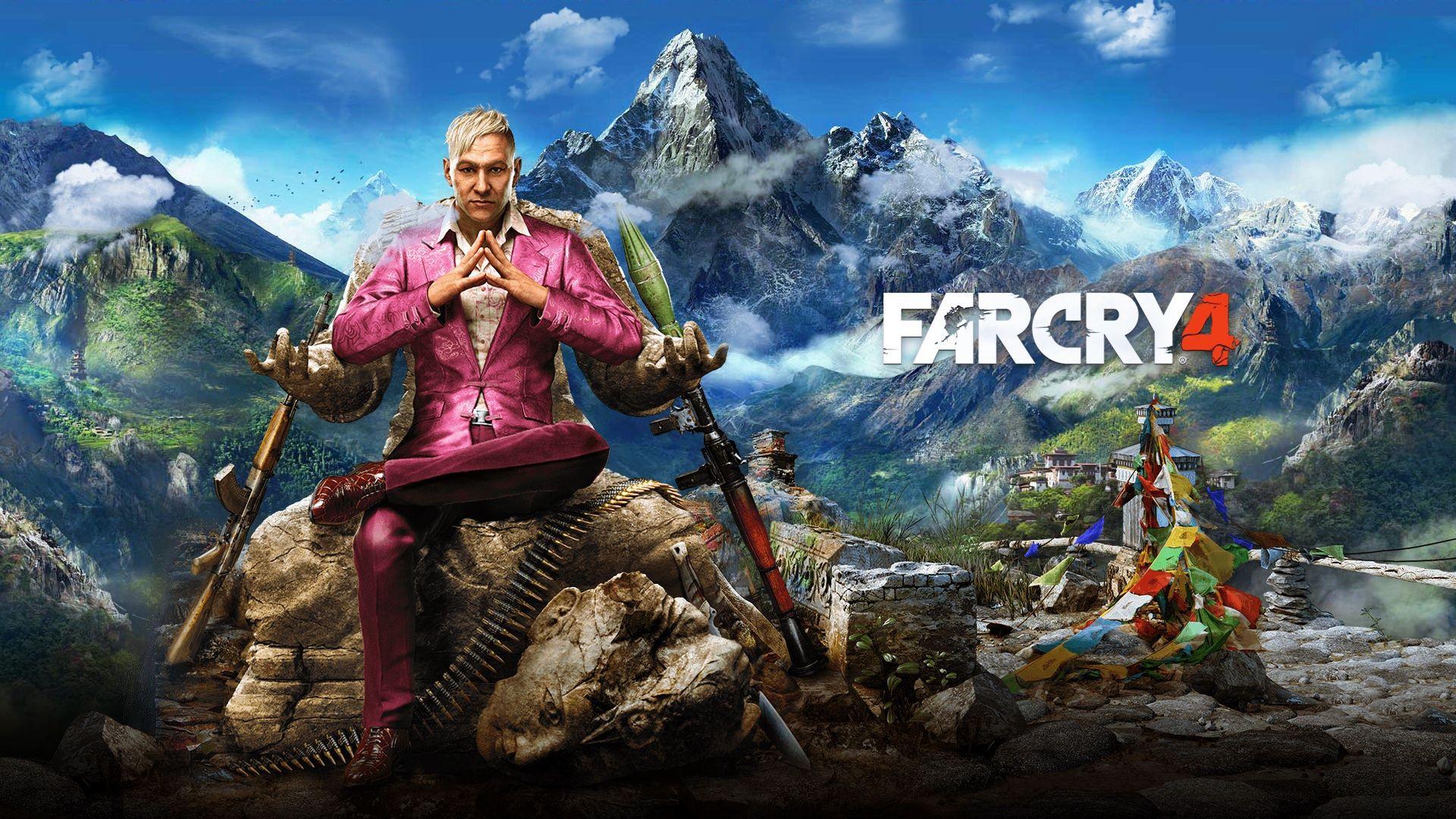 Far Cry 4 Schneeleopard