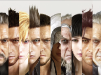 Final Fantasy XV Cast