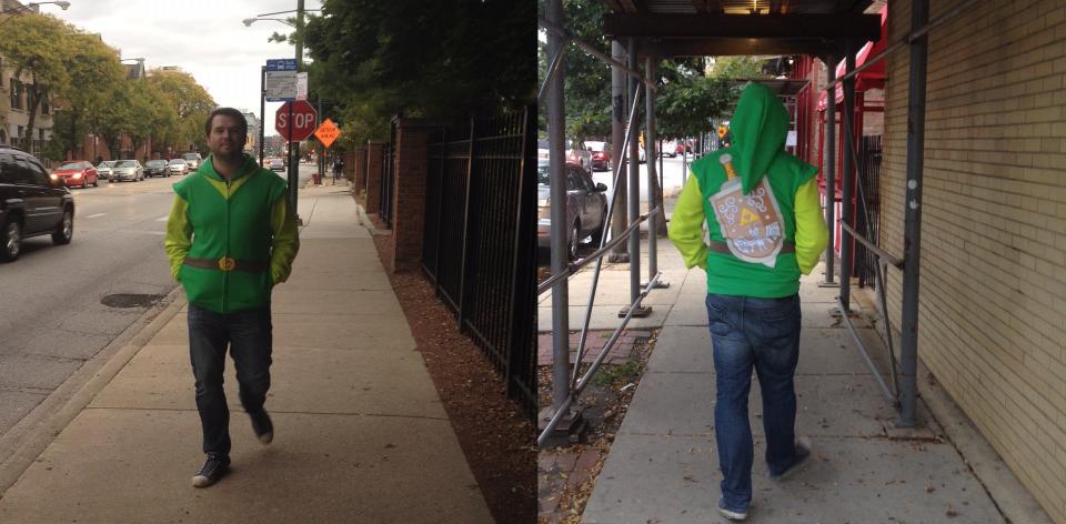 Cody link hoodie copy