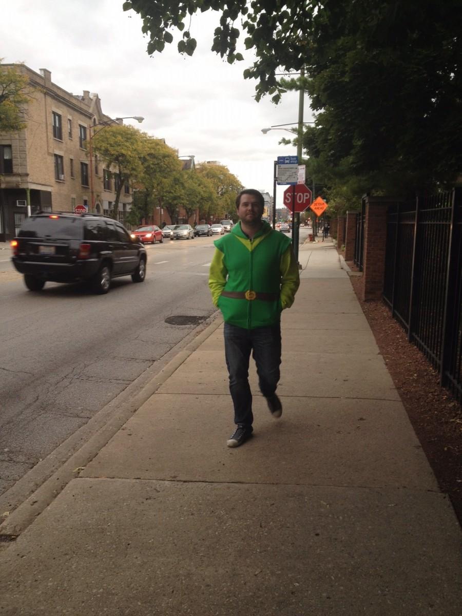 Nintendo Link hoodie Cody 2
