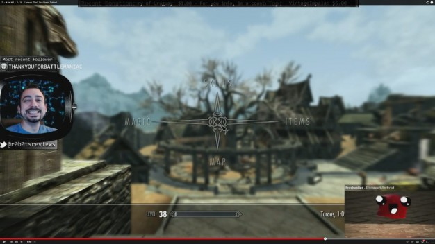 r0b0ts screen skyrim