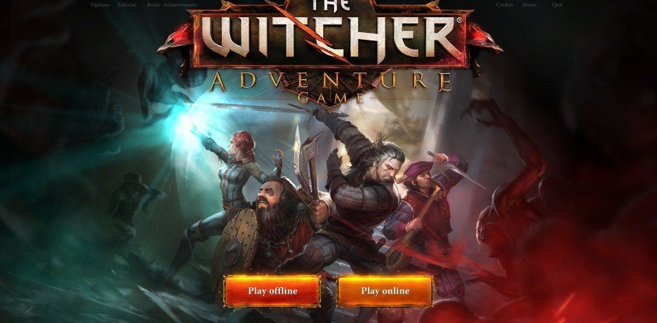 Witcher Adventure Game 1