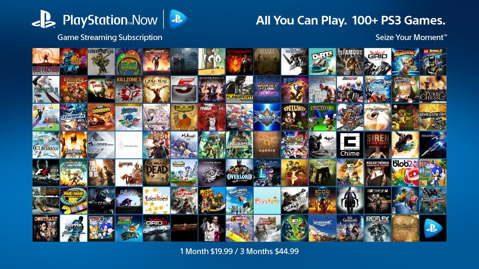 All Games For Ps3 : Playstation games free for you