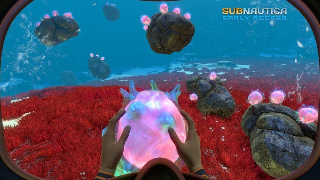 how to build structures in subnautica