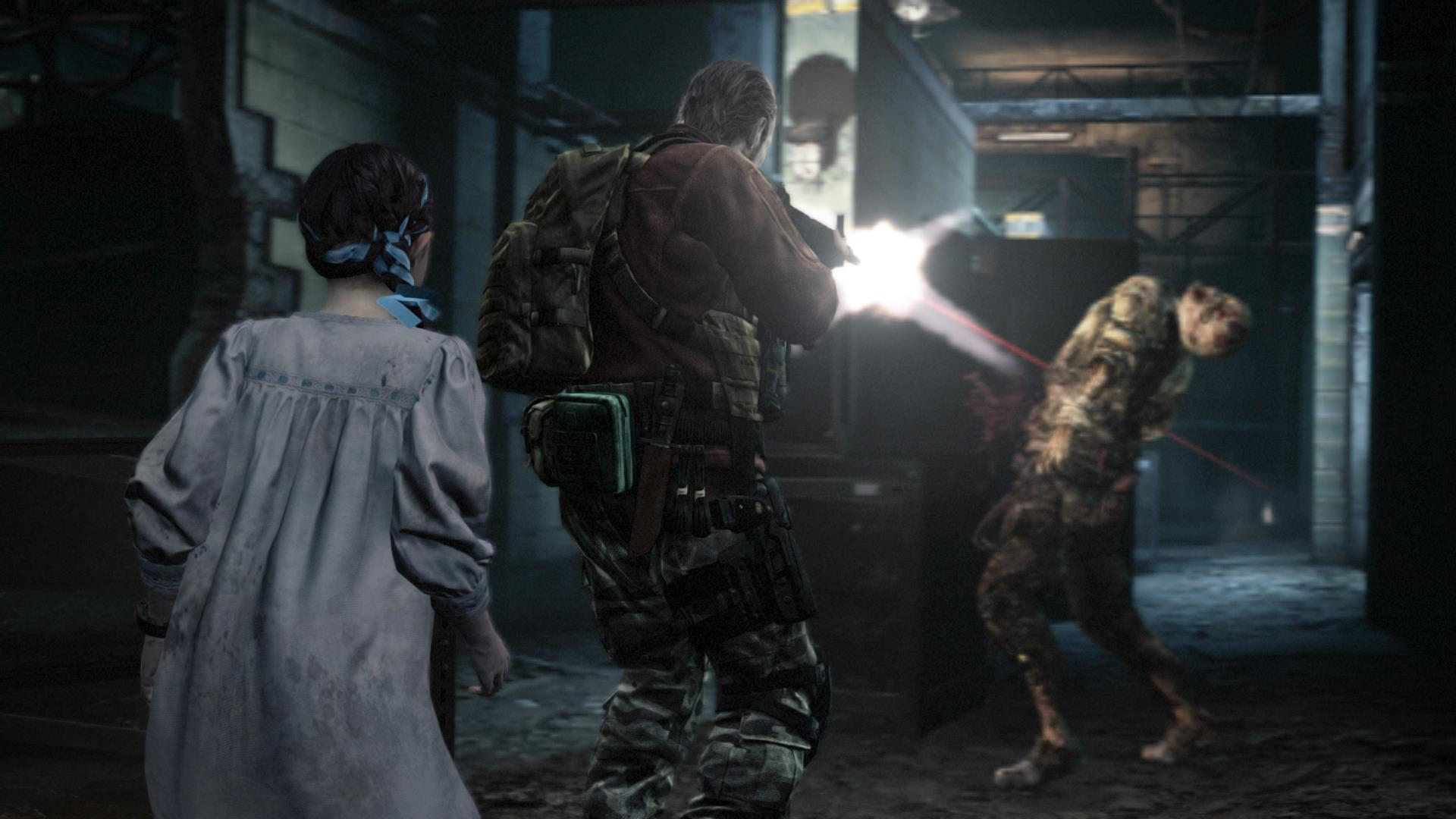Review Resident Evil Revelations 2 Episode 1 Ps4 That Switch Revelation English Us Games Videogame Blog