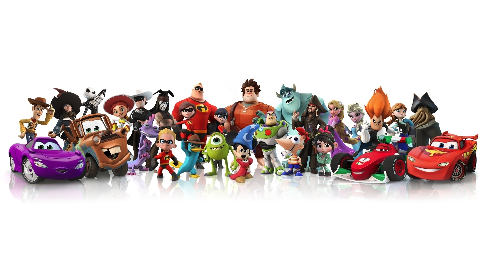 Disney Infinity 30 announced  That VideoGame Blog