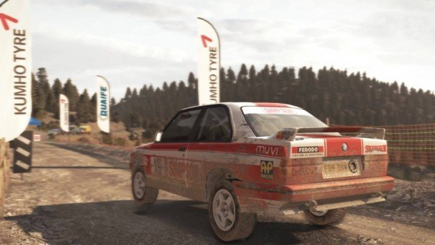 preview dirt rally pc that videogame blog. Black Bedroom Furniture Sets. Home Design Ideas
