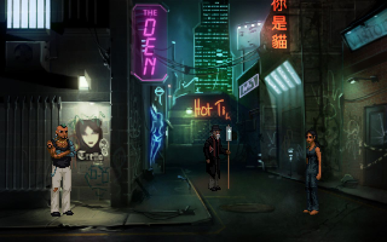 Review Technobabylon Pc That Videogame Blog