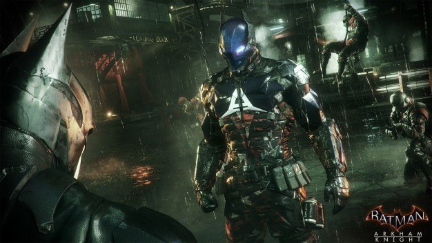 Who is the Arkham Knight? Hint: It's not Tony Stark