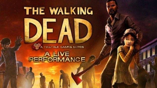 Walking Dead Live