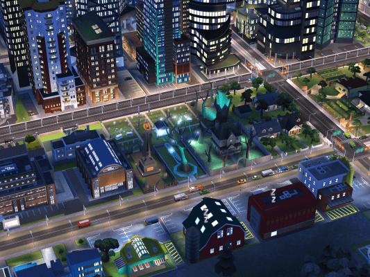 SimCity BuildIt Halloween