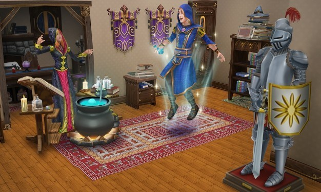 The Sims Free Play Halloween