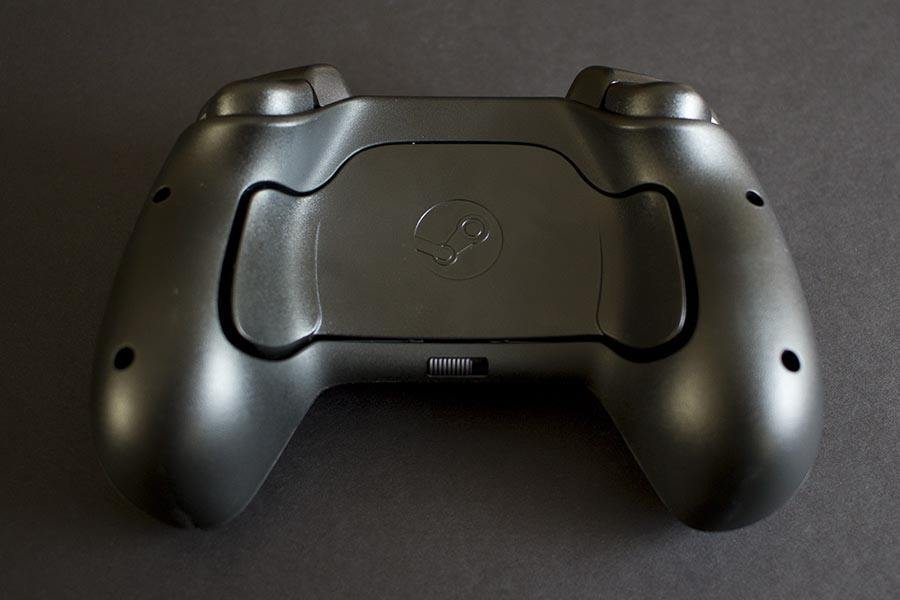 steam controller back
