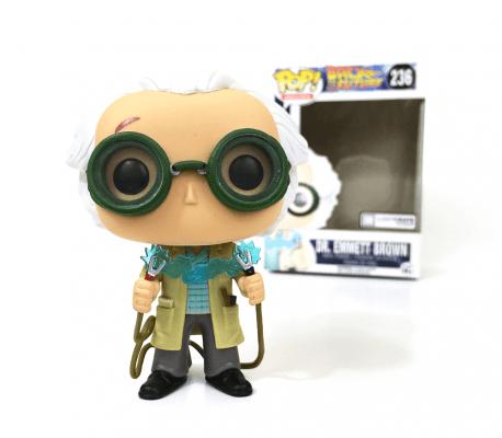Doc Brown Pop!
