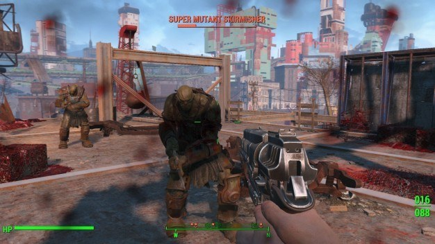 Fallout-4-combat