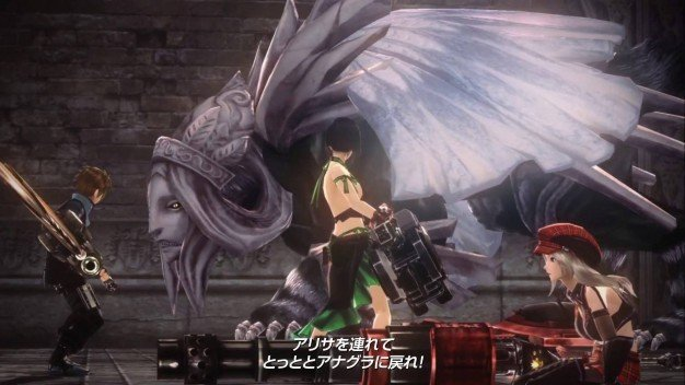 god eater resurrections