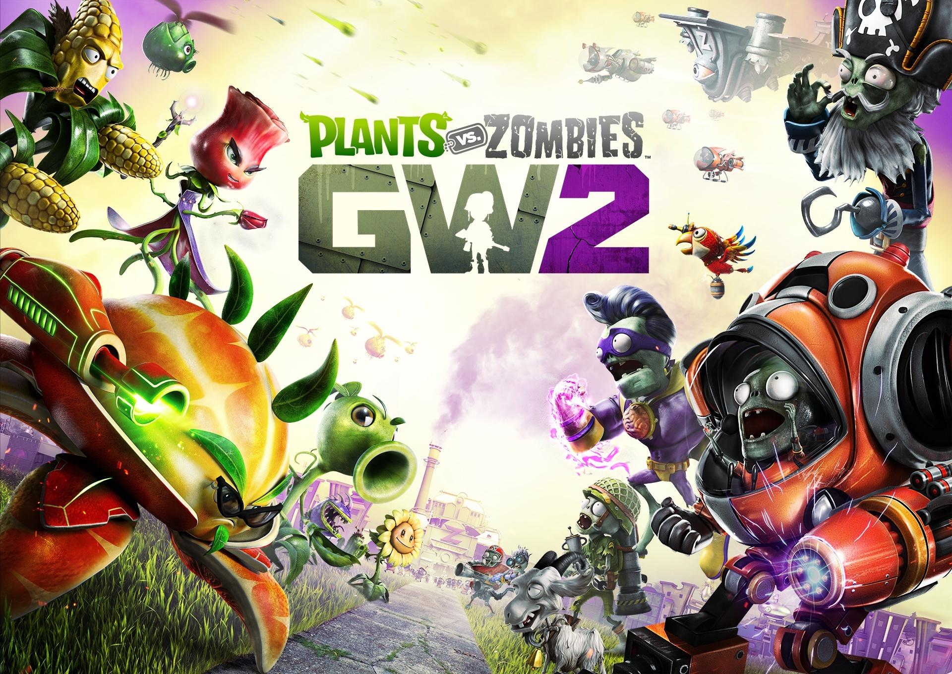 Plants Vs Zombies Garden Warfare 2 Solo Play Walkthrough Trailer