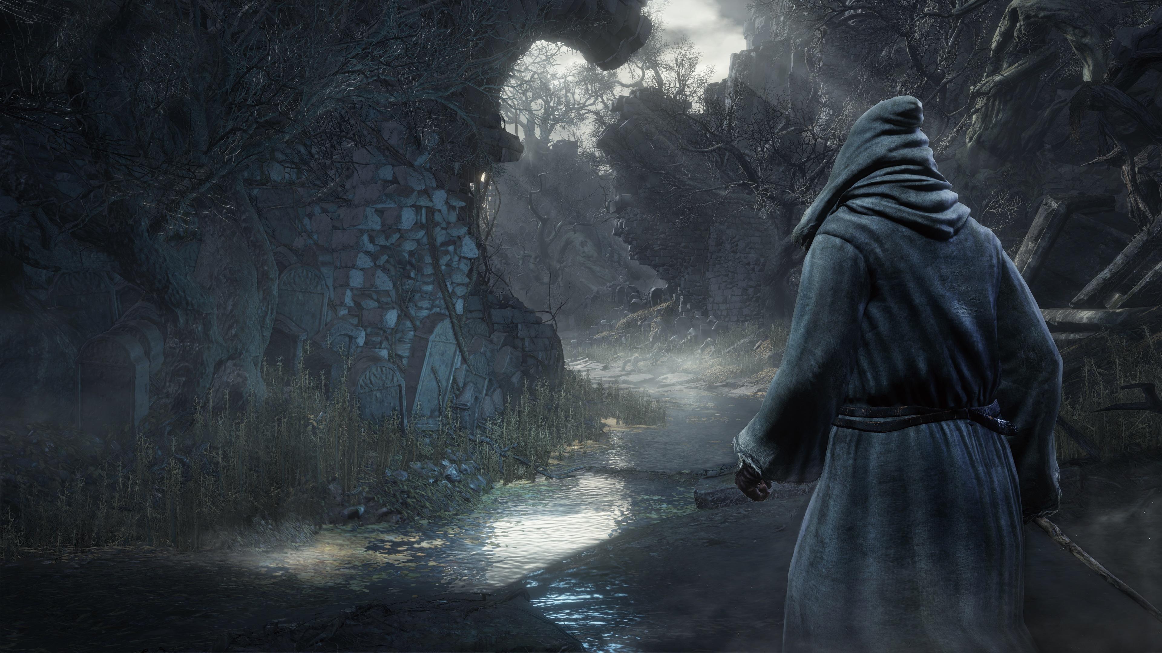 Dark Souls III Hooded
