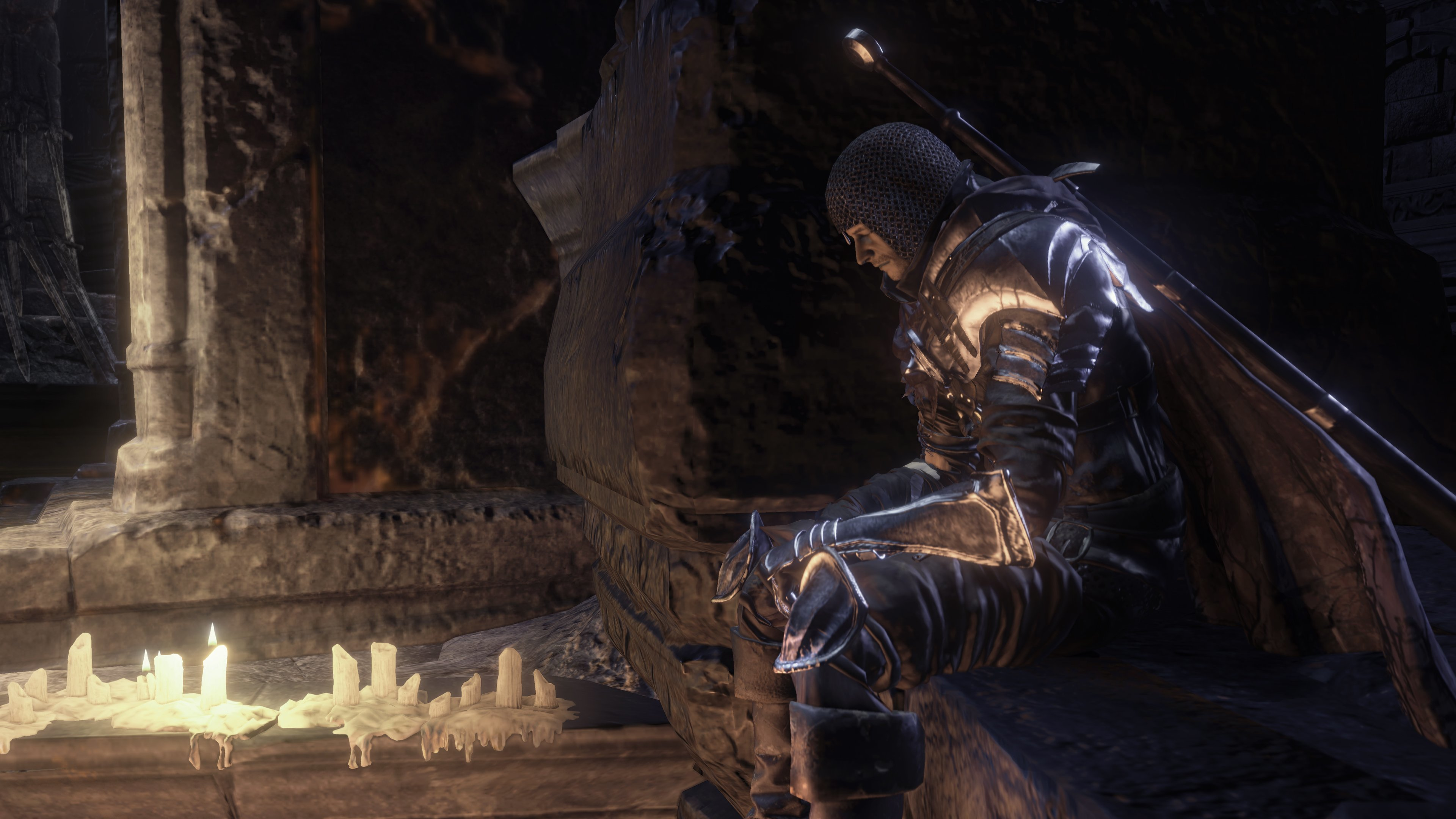 Dark Souls III Knight