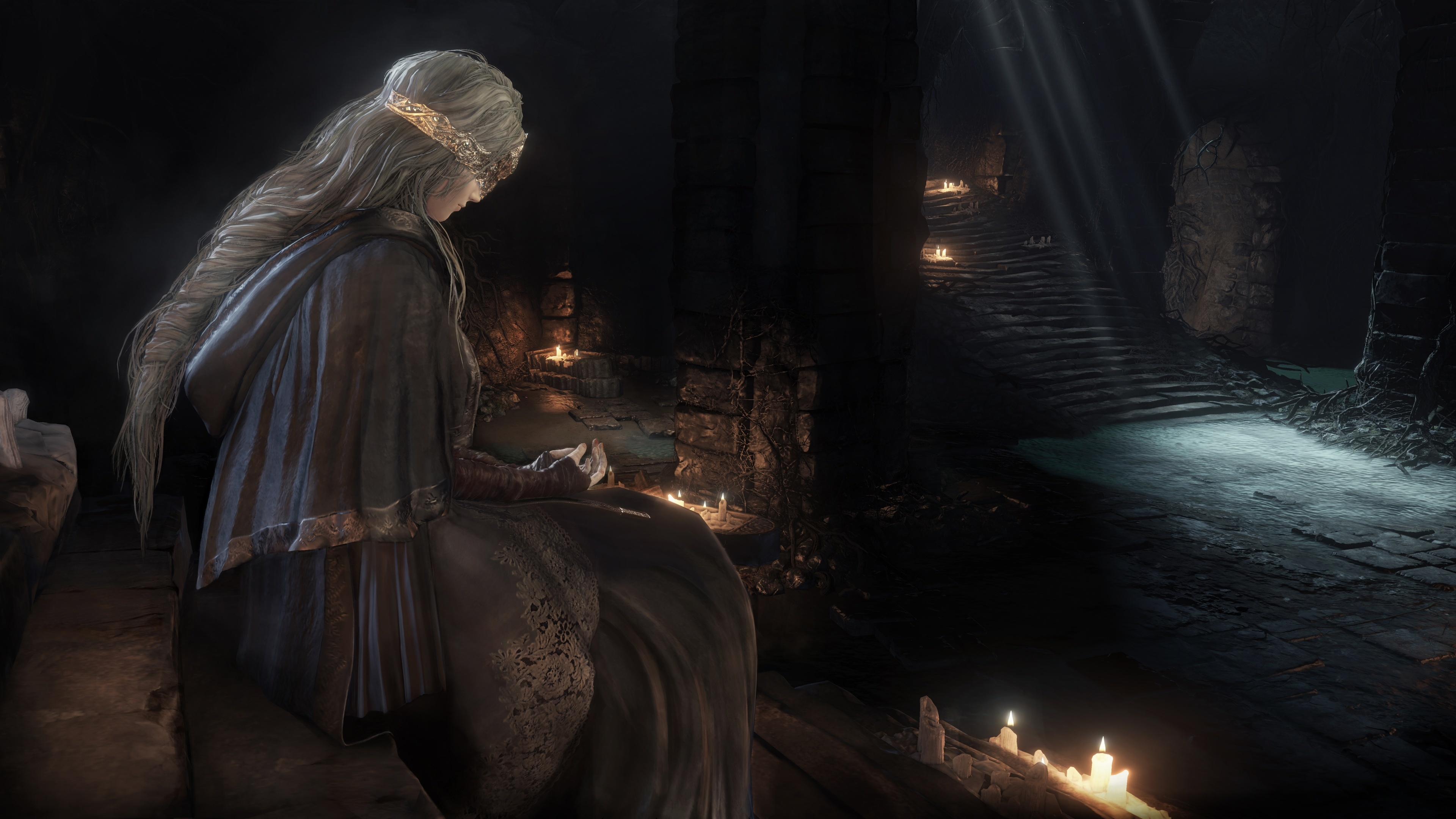 Dark Souls III Maiden