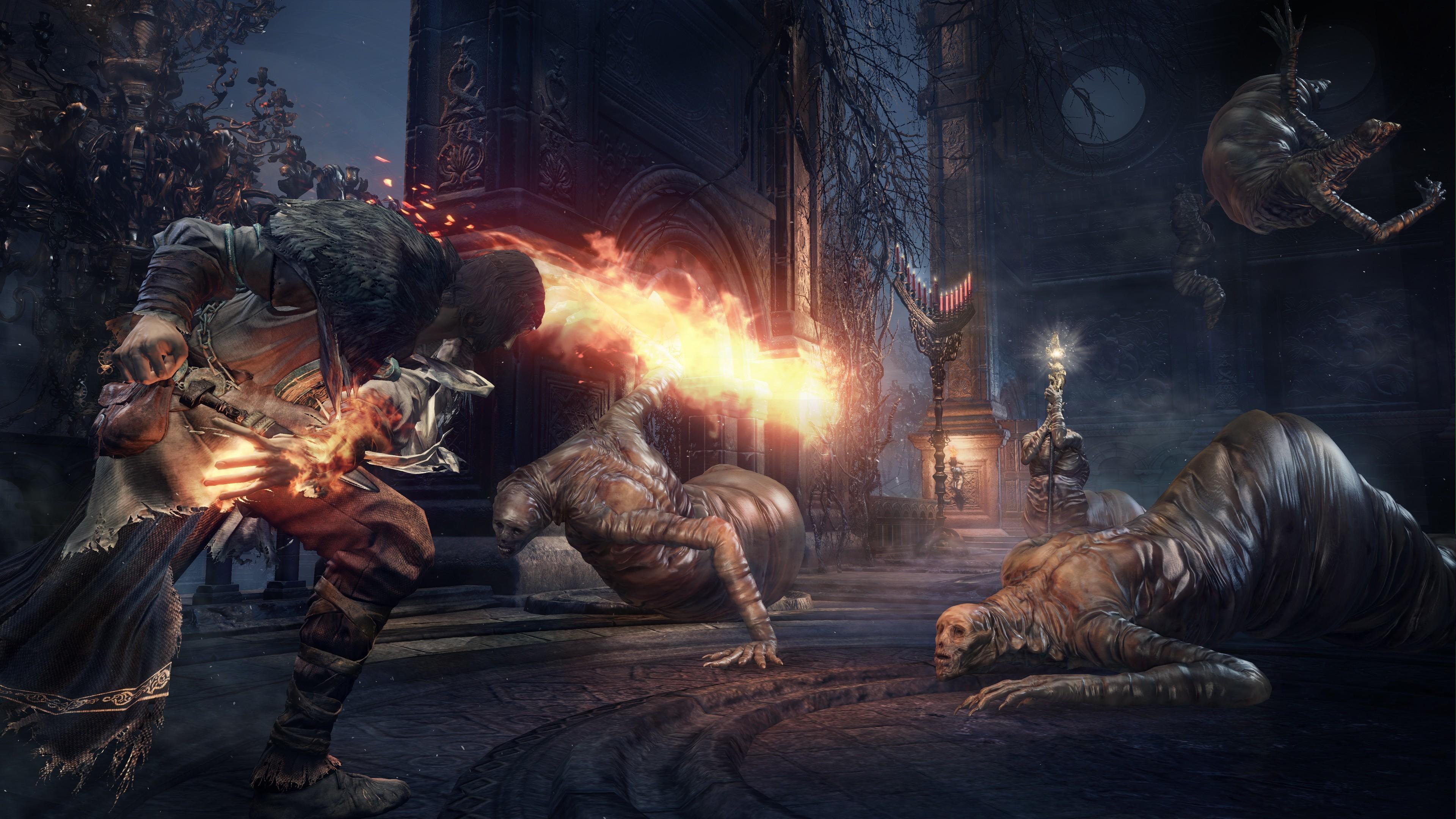 Dark Souls III Pyromancer