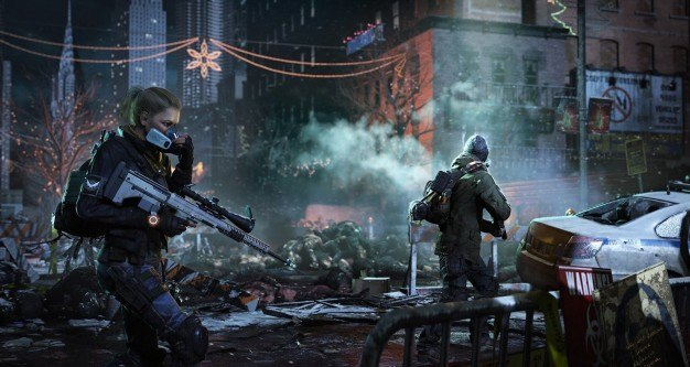 The closed beta for Tom Clancy's The Division is set to begin on January 28th, 2016