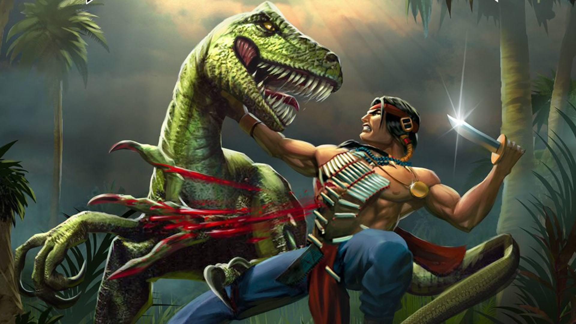 REVIEW / Turok: Dinosaur Hunter (PC) - That VideoGame Blog