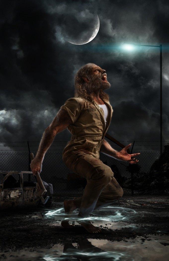 Werewolf - The Apocalypse Image